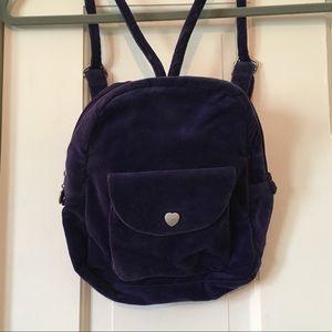 Vintage 90s mini backpack